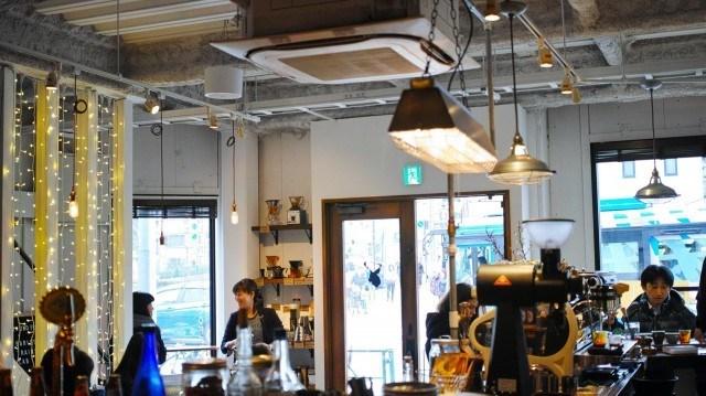 Unlimited coffee bar_interior