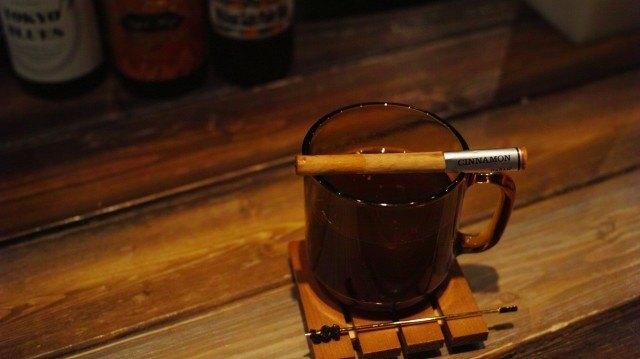 Unlimited coffee bar_rum coffee