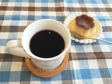 プリンコーヒーの作り方【フレーバーコーヒーのレシピ】