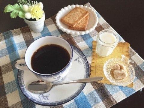 ほうじ茶コーヒー完成