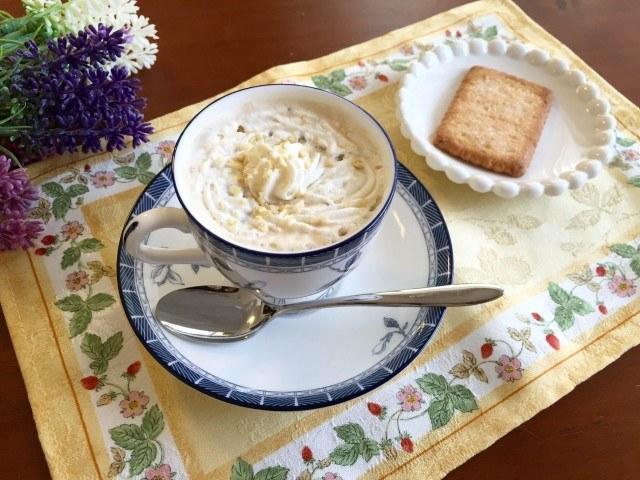 ウィンナーコーヒーの作り方【フレーバーコーヒーのレシピ】