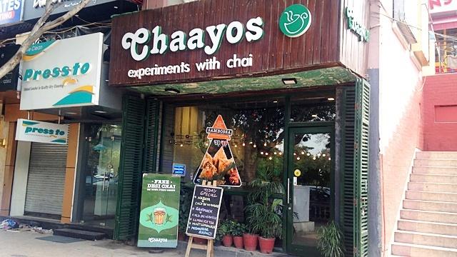 Chaayos_外観