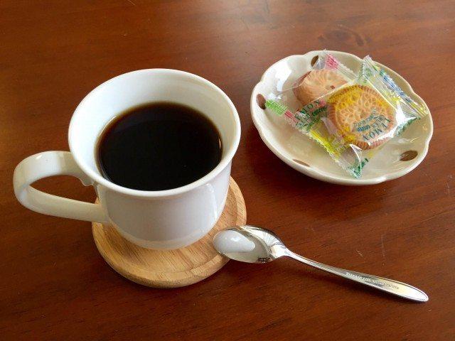 プルーンコーヒーの作り方【フレーバーコーヒーのレシピ】