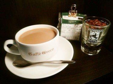 カフェオレに合う豆「ブラジル・ショコラ」
