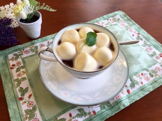 アセロラマシュマロコーヒーの作り方【フレーバーコーヒーのレシピ】