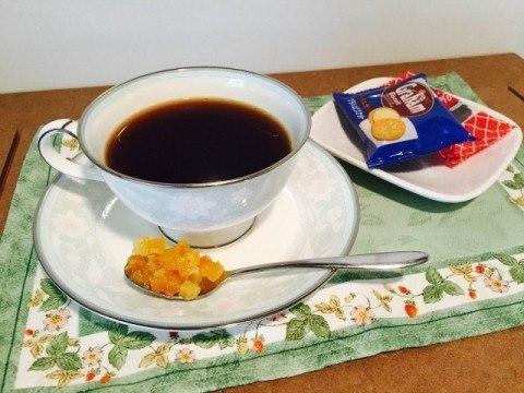 ダージリンコーヒー完成