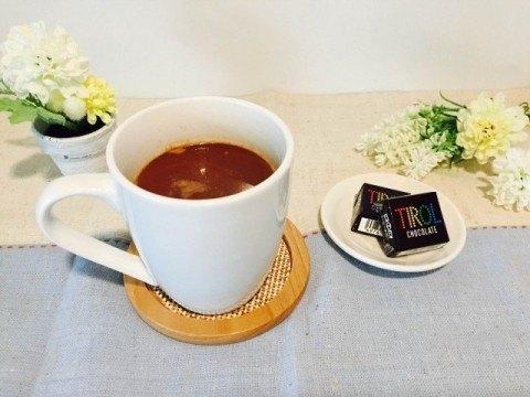 チロルチョココーヒー完成