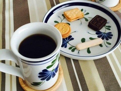蜂蜜黒糖コーヒー完成