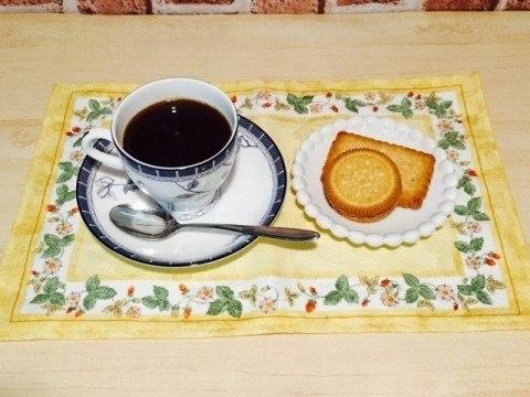 柚子コーヒー完成