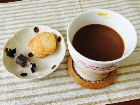 ミロコーヒー_完成