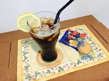 アイスコーヒーソーダの作り方【フレーバーコーヒーのレシピ】