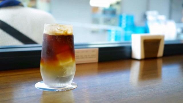COFFEEHOUSE NISHIYA_espresso tonic
