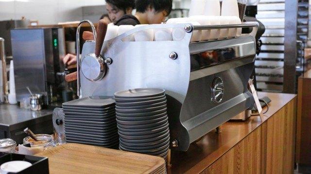 Dandelion Chocolate_espresso machine