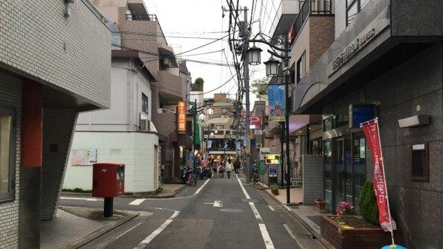 IRON COFFEE_gotokuji town