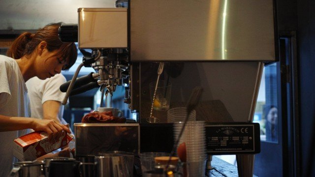 IRON COFFEE_works