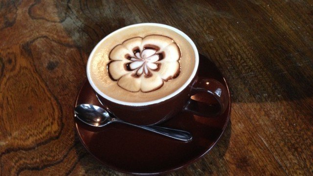 KAYABA COFFEE_cafe mocha