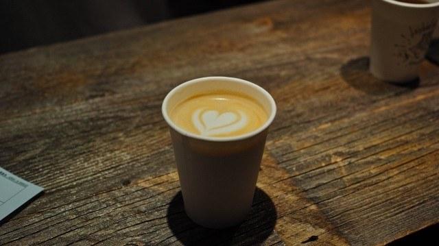 Leaves Coffee Apartment_latte