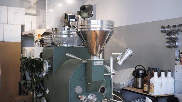 SOLS COFFEE ROASTERY_roaster