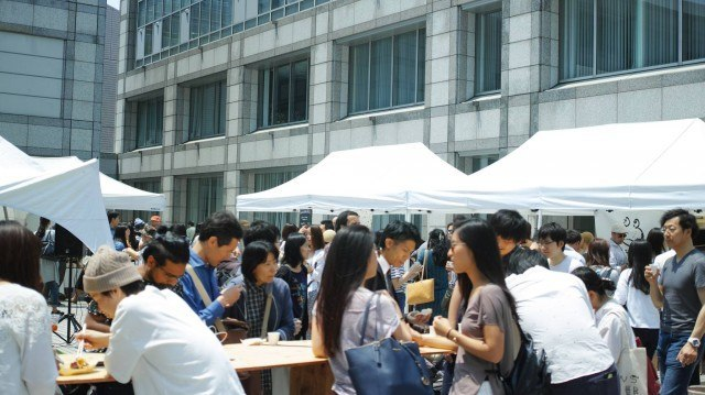 TOKYO COFFEE FESTIVAL 2016 spring_1PM