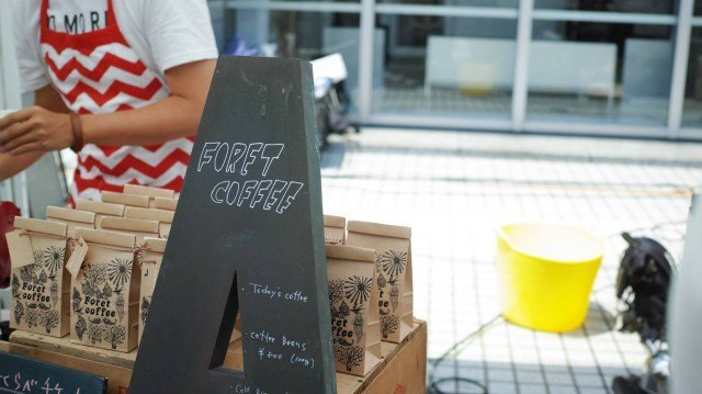 TOKYO COFFEE FESTIVAL 2016 spring_FORET COFFEE