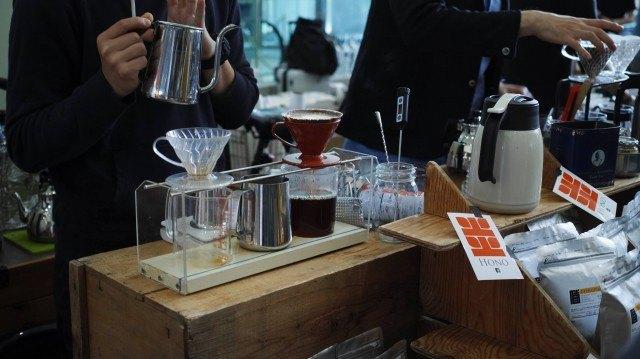 TOKYO COFFEE FESTIVAL 2016 spring_HONO