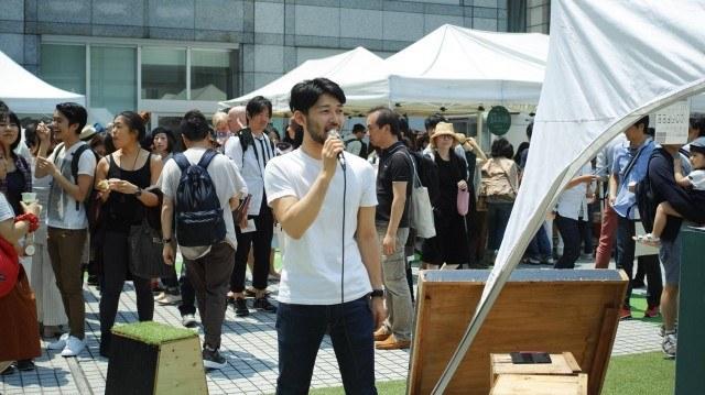 TOKYO COFFEE FESTIVAL 2016 spring_Otsuki san