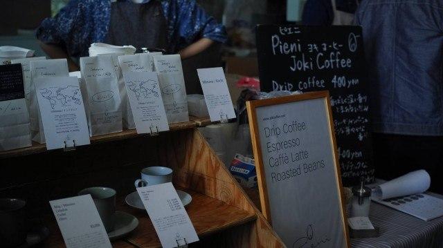 TOKYO COFFEE FESTIVAL 2016 spring_Pieni Joki Coffee