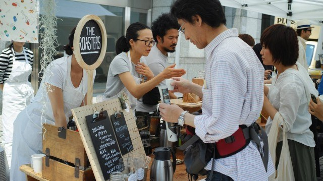 TOKYO COFFEE FESTIVAL 2016 spring_THE ROASTERS