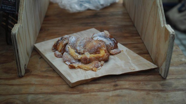 TOKYO COFFEE FESTIVAL 2016 spring_croissant d'amande