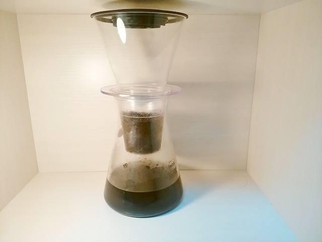 深煎り豆の楽しみ方2_ウォータードリップ