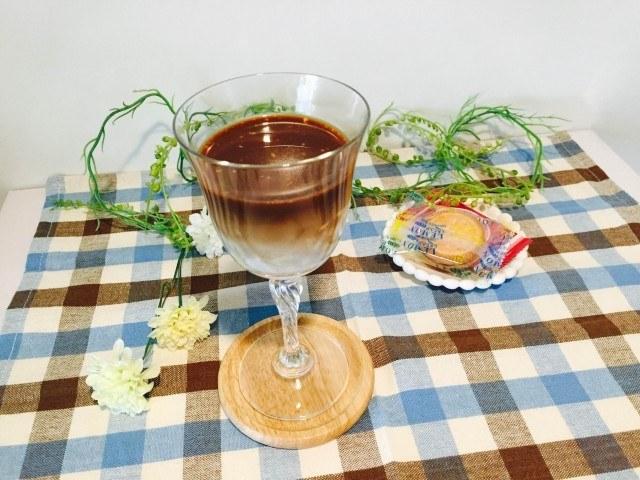 杏仁ミルクコーヒーの作り方【フレーバーコーヒーのレシピ】
