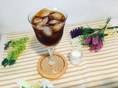 アイスミントコーヒーの作り方【フレーバーコーヒーのレシピ】