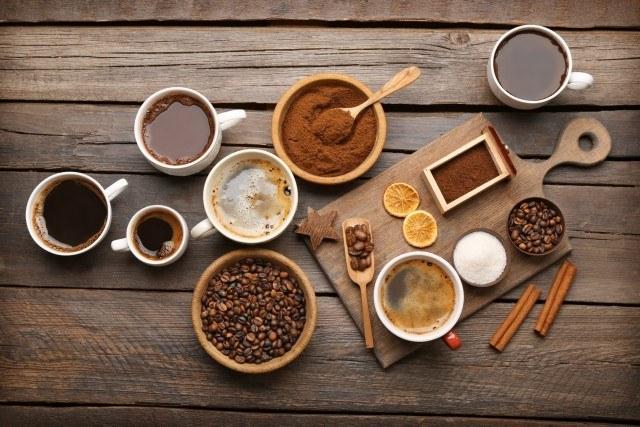 フレーバーコーヒーの特徴と種類