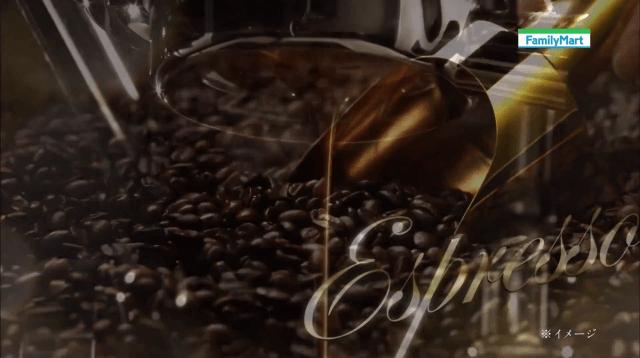 ファミマカフェのコーヒーのカロリー・成分