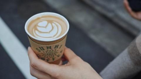 sunny coffee_cafe mocha
