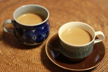 香港でポピュラーな鴛鴦茶(えんおうちゃ)とは