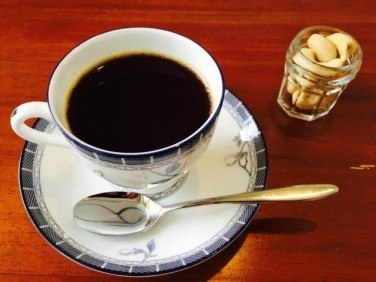 梅酒コーヒーの作り方【フレーバーコーヒーのレシピ】