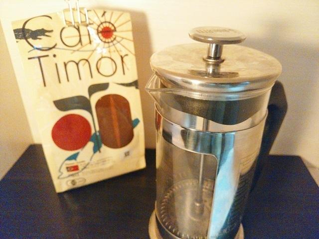 Café Timor_プレス