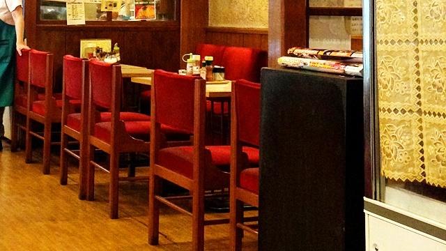 珈琲屋カフェモカ_店内3