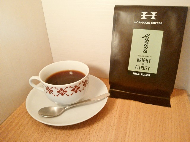 堀口珈琲#1_コーヒー