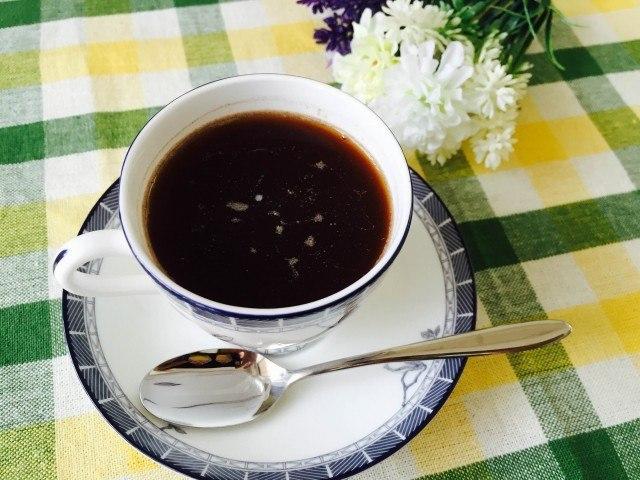練乳コーヒー_完成