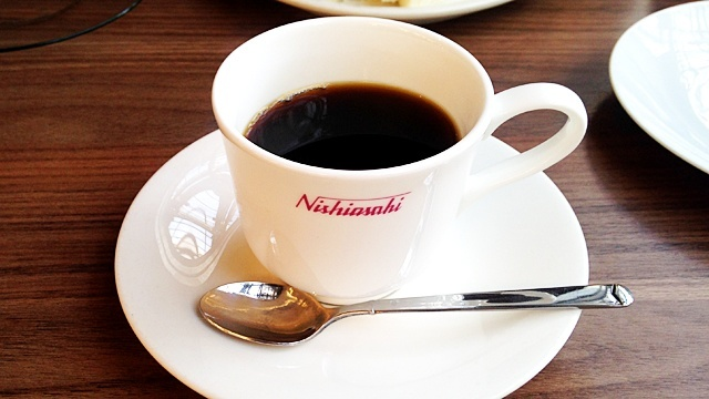 西アサヒ_コーヒー