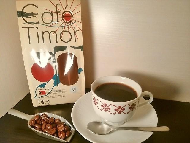 Café Timor_コーヒー