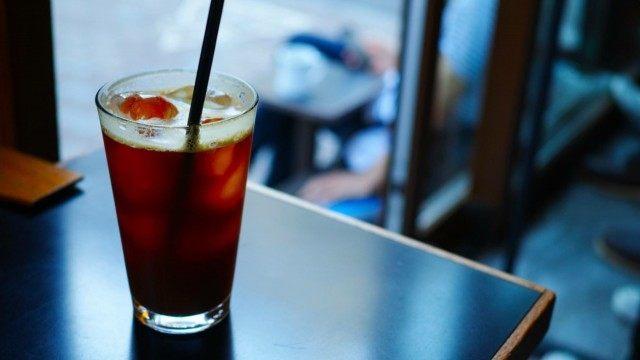Fuglen Tokyo_ice espresso