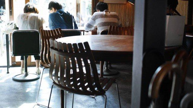 Fuglen Tokyo_interior2