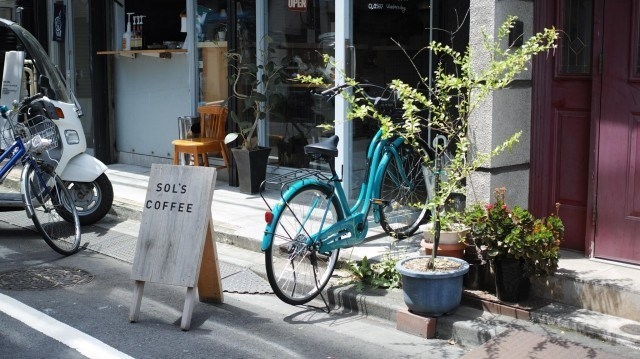 SOLS COFFEE ROASTERY_entrance