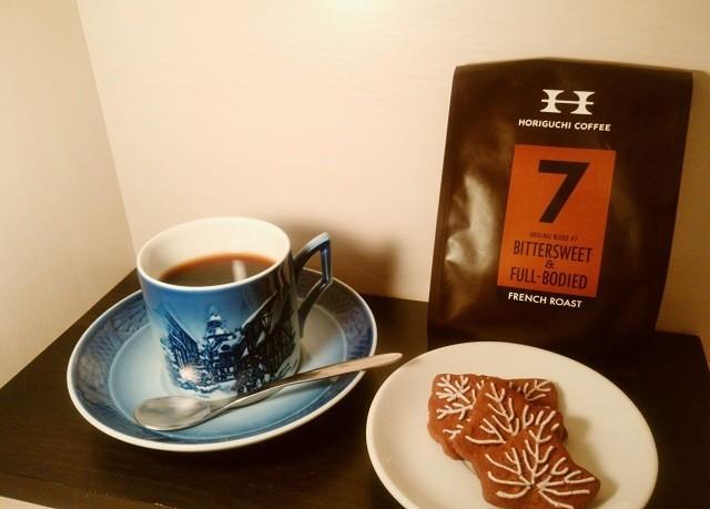 堀口珈琲 #7 BITTERSWEET&FULL-BODIED_コーヒー