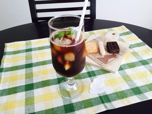 カルダモンアイスコーヒーの作り方【フレーバーコーヒーのレシピ】