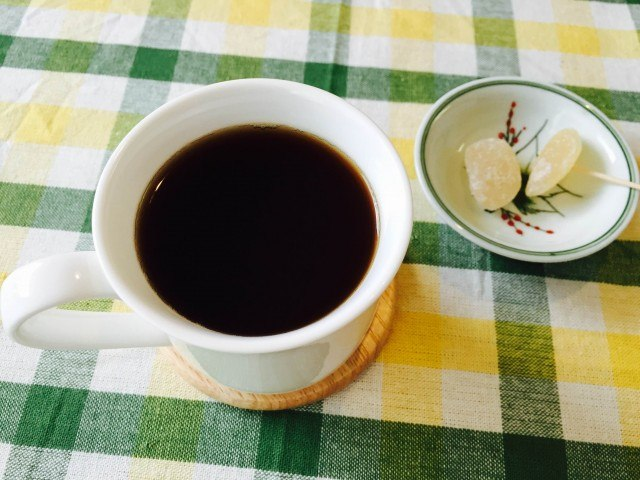 そば茶コーヒーの作り方【フレーバーコーヒーのレシピ】
