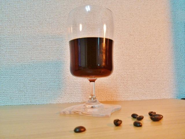 ショコラのようなコク「マラウィ・ヴィフヤ」_アイスコーヒー